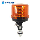 12/24V led strobe flash beacon warning light Airport Airplane vehicle Taxi