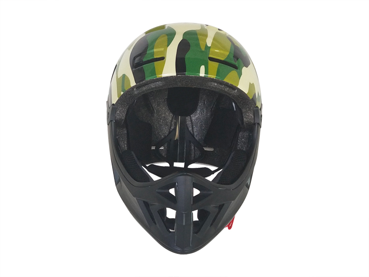 High Quality Downhill Helmet 13