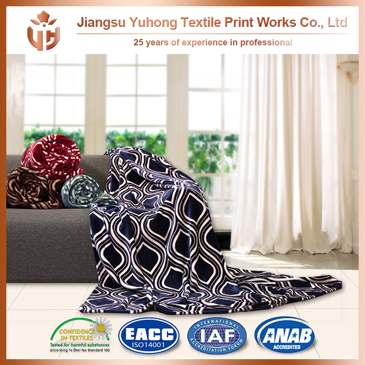 Professional Supplier Ultimate Sherpa Throw Blanket