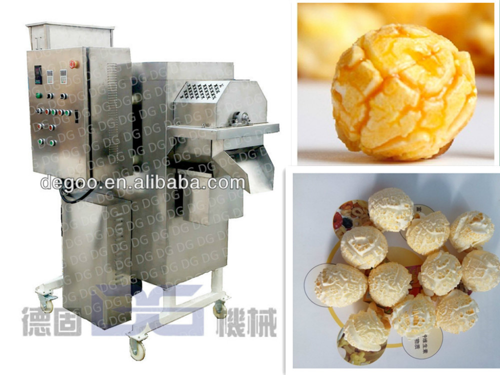 Us Hot Air Popcorn Popper/chocolate Flavored Ball Popcorn Making ...