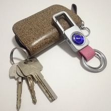035A GPS Smart ring bluetooth fur all key chain range finder key holder anti lost