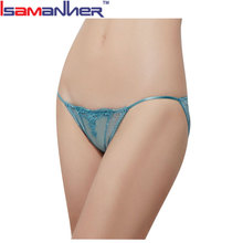 Sexy transparent ladies g string panties lingerie hot women underwear