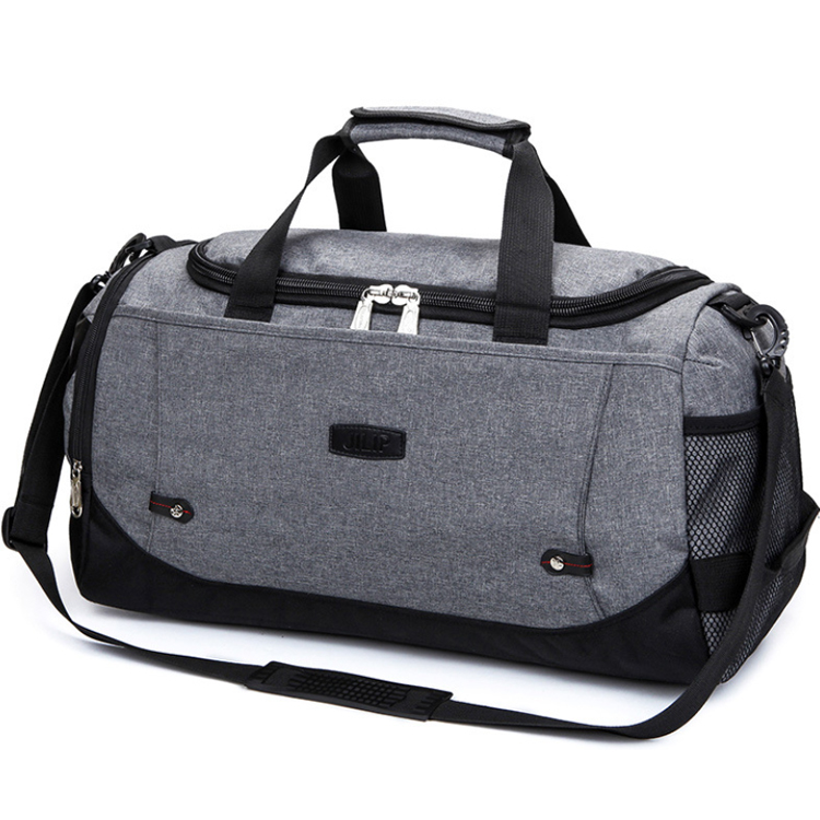Osgoodway2 Multicompartment Unisex Gym Sports Duffel Bag Black Designer Duffle Bag