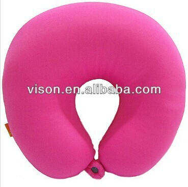 neck pillow filled with polystyrene beads polystyrene beads pillow micro beads travel neck pillow