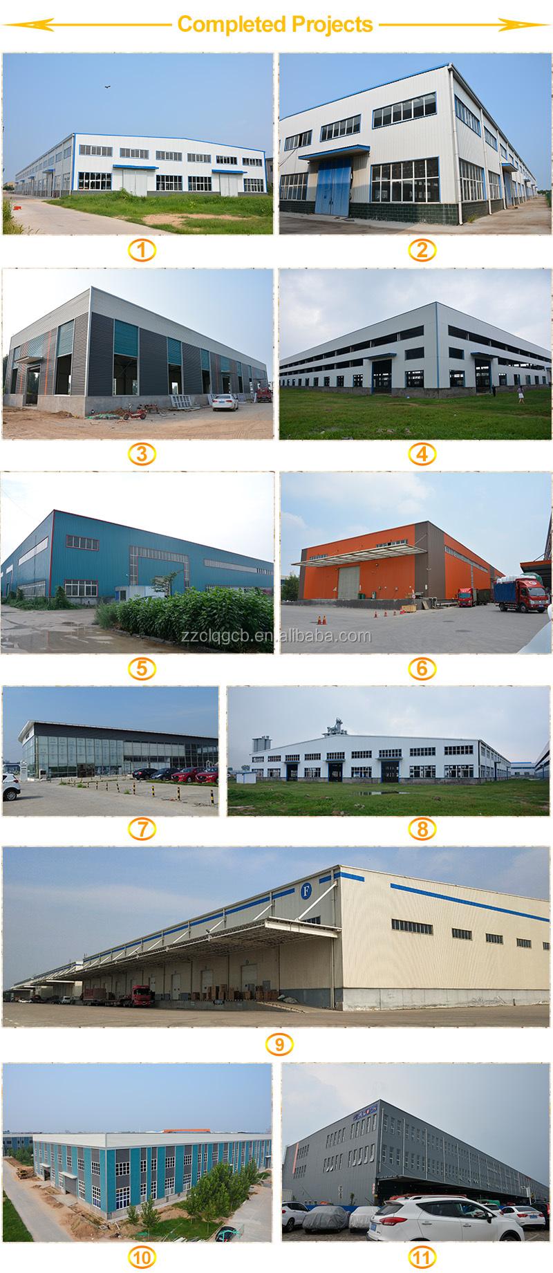 Nepal Fabrik Arten Portal Rahmen Vorgefertigte Installiert Stahl ...