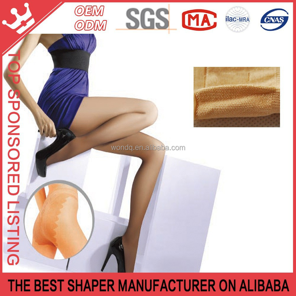 50D Ultra Thin Seamless Compression Stoking Japanese Sexy Tube Pantyhose