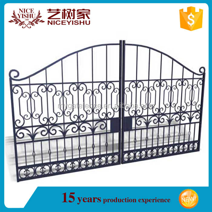 Modern Home Iron Main Entrance Gate Wholesale, Gate Suppliers - Alibaba