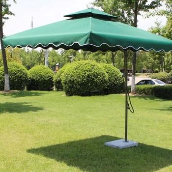8 Panels Cantilever Patio Umbrella