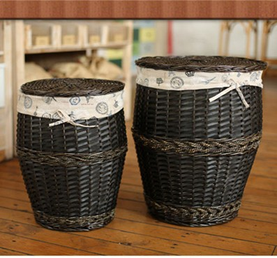 Graceful And Washable Semi-circle Wicker 2 Person Picnic Basket ...