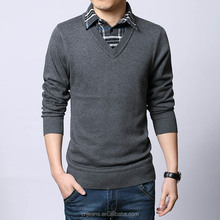 7e109503151ac Gzy diseño elegante ropa Polo barato lana diseño suéter para niños
