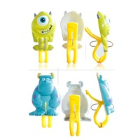 OEM Monsters University Design Multi-Purpose novelty Pegs