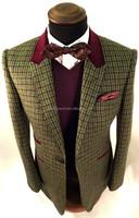 2017 LATEST OEM Wholesale Slim Fit Classic Design Suits For Men