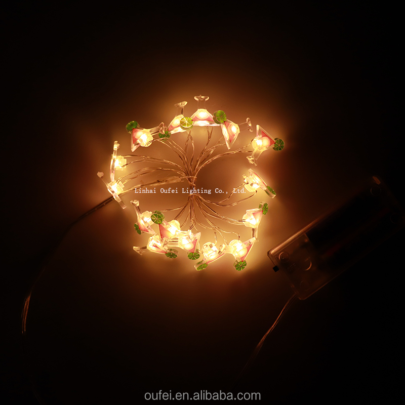 High-quality Popular Furniture Decoration Low Voltage Indoor Led Copper Wire Mini Micro String Light Chain