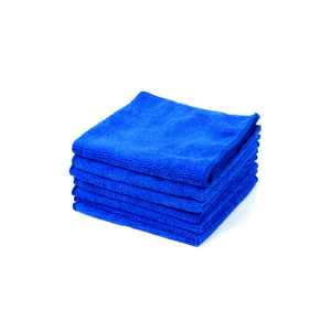 Soft deluxe fast drying product promote high quality plaid microfiber gun glass polishing lens cloth cleaning customized packing