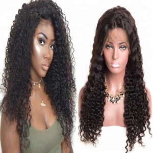 Wholesale 100% brazilian virgin human hair half wig,cuticle aligned hair wigs for black men,26 inch virgin human hair wig