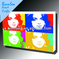 giclee printing on canvas artist canvas printing fabric painting