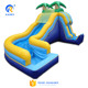 New type inflatable tropical forest water slide, inflatable waterslide,wet dry slide with factory price