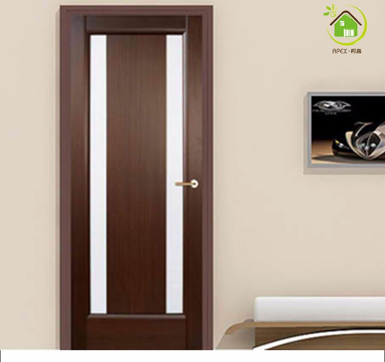 Walnut Latest Design Wooden Door Interior Door Room Door