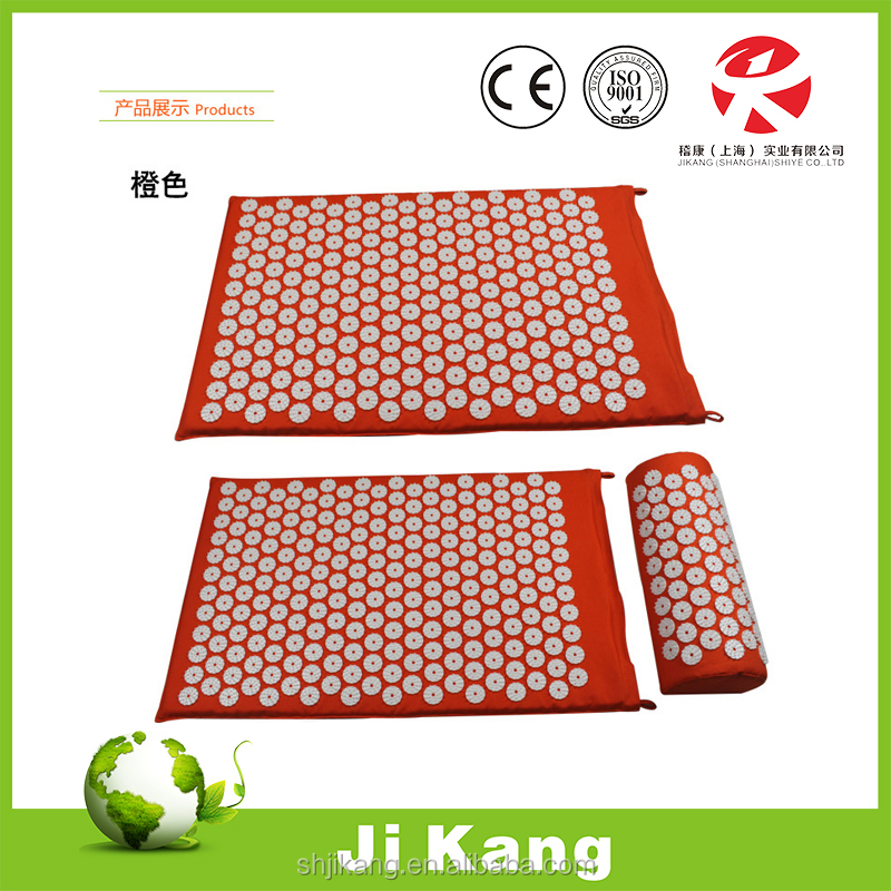acupressure mat and pillow for travel