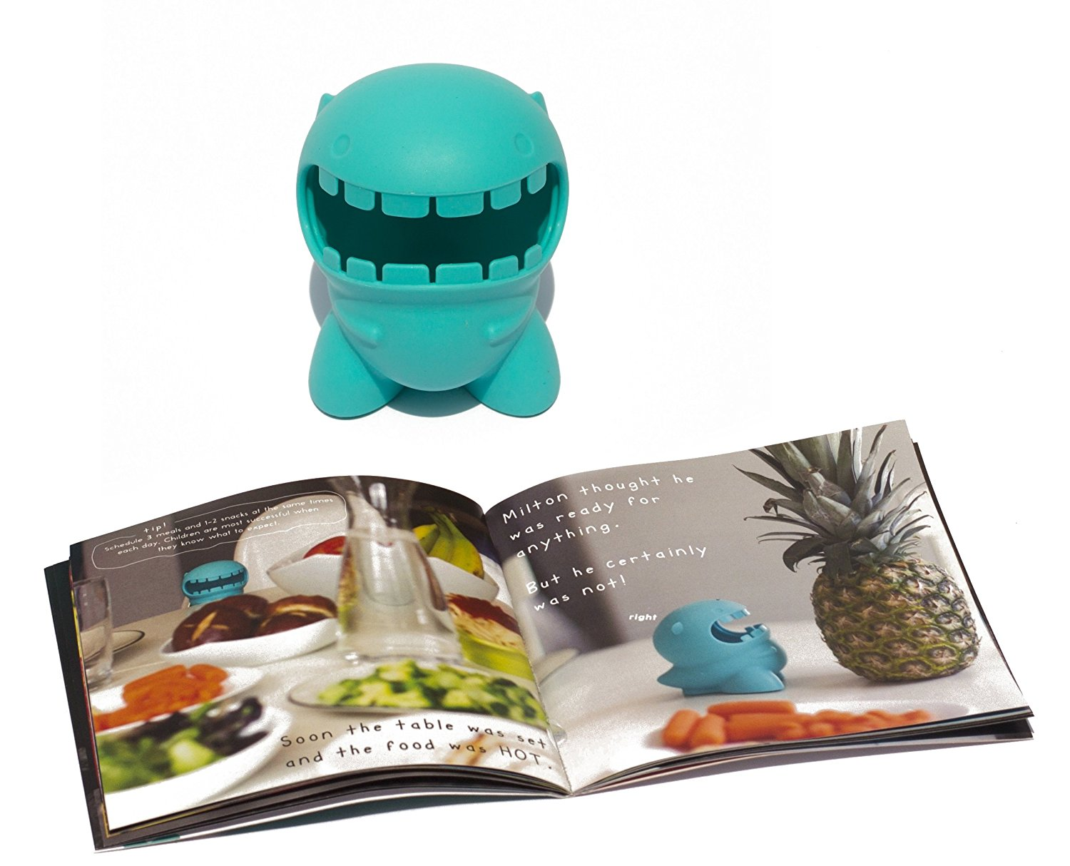 Milton the Mealtime Companion - The Fun Solution to Picky Eating