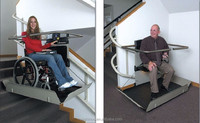 HSN inclined accessible lifts handicapped equipment