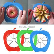 Essential Creative Convenient Novelty Stainless Steel Orange Sampler Cutter Fruit Apple Corer Slicer Knife
