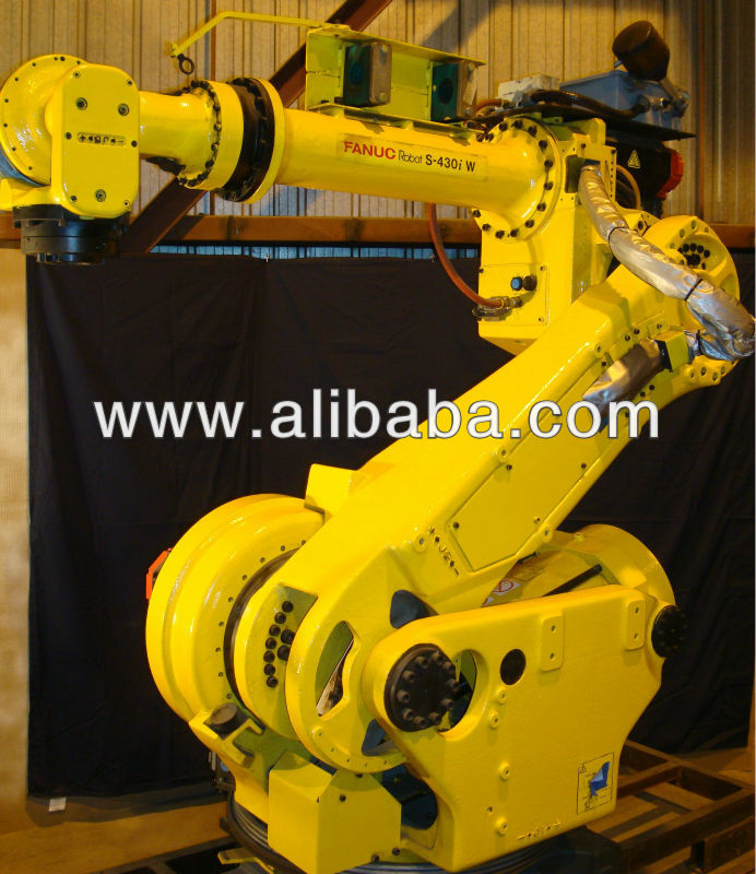 Fanuc Robot 430iw Rj3 Control S430iw Low Hours Multiple Available Tested -  Buy Fanuc Robot Product on Alibaba com