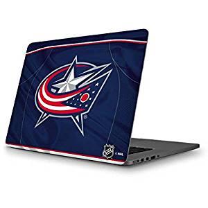 NHL Columbus Blue Jackets MacBook Pro 13 (2013-15 Retina Display) Skin - Columbus Blue Jackets Jersey Vinyl Decal Skin For Your MacBook Pro 13 (2013-15 Retina Display)