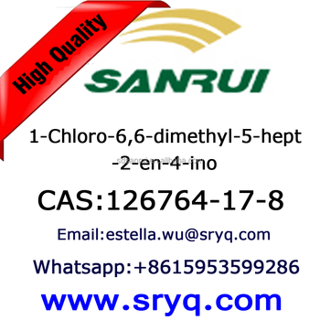 Factory Price 1-chloro-6,6-dimethyl-5-hept-2-en-4-ino Cas 126764-17-8 With  High Quality - Buy 126764-17-8,Cas 126764-17-8,1-chloro-6