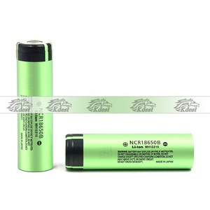 Original cgr 18650 ce battery CGR 18650 CG battery 3.7v li-ion battery for power tools
