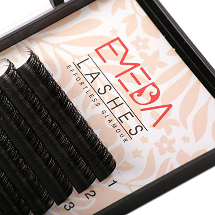 6e120a4ed1a Prime Beautier Silk Japanese Lash Eyelashes Extensions With Custom Logo  Print Paper Packaging Box, View real mink eyelash extension tray, GREAT  Product ...