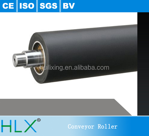 Soft Feed Silicone Rubber Coated Roller
