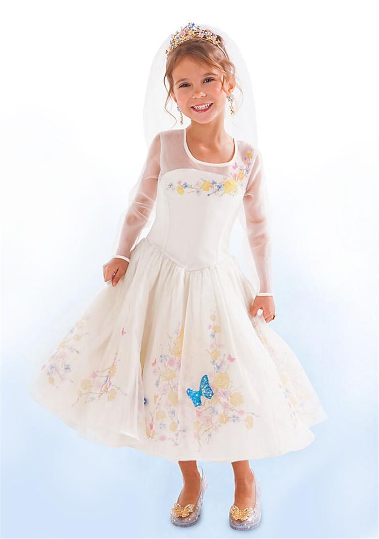 cinderella dress for kids - photo #40