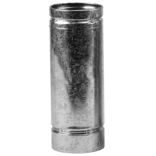 SELKIRK CORP 244012 4x12 Pellet Stove Pipe