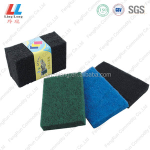kitchen cleaning heavy duty scouring pad