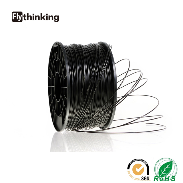 Factory price 3d printer filament conductive abs filament 3d dropship