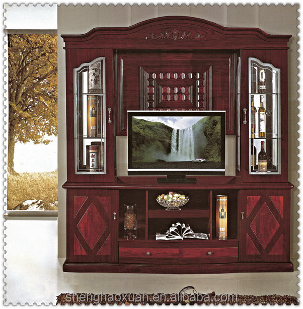 Latest Design Wooden Furniture Wood Wall Units For Sale - Buy Wood Wall  Units,Wall Units For Sale,Wooden Furniture Product on Alibaba