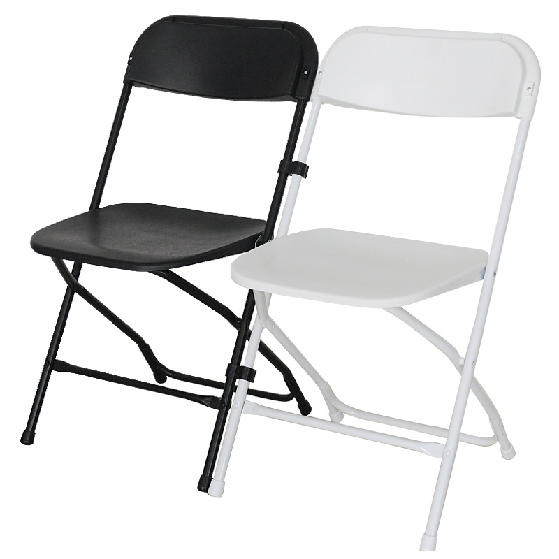 wholesale folding chairs outdoor plastic chair
