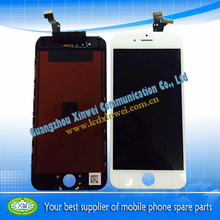 supporting full lcd digitizer screen panel for iphone 6