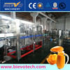 Good quality factory direct sale juice drinks bottled hot filling machine line