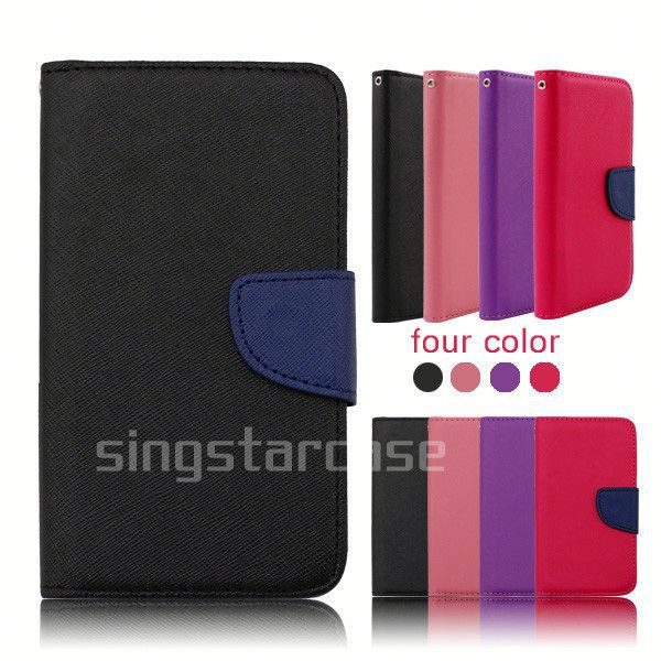 for Amoi N820 case cover, wallet leather mobile phone case for Amoi N820