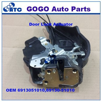 GOGO Door Lock Actuator for 01-05 LEXUS IS300 OEM 6913051010,69130-51010