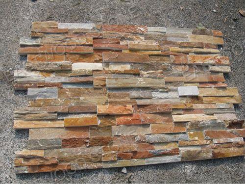 Panel de piedra artificial paneles de pared panel de - Panel de piedra natural ...