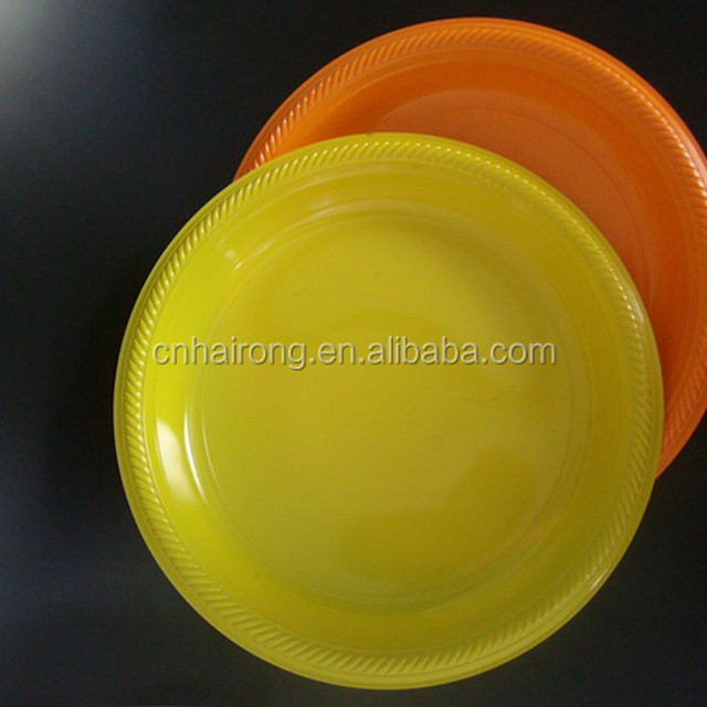 PS round wholesale elegant disposable plastic plates for party & China Strong Disposable Plates Wholesale ?? - Alibaba