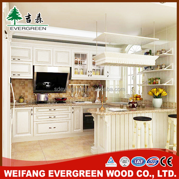 Whole Kitchen Cabinet Set For Europe
