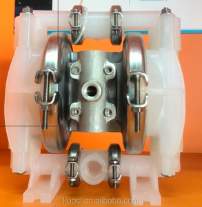 PTFE air operated diaphragm pump wilden pump