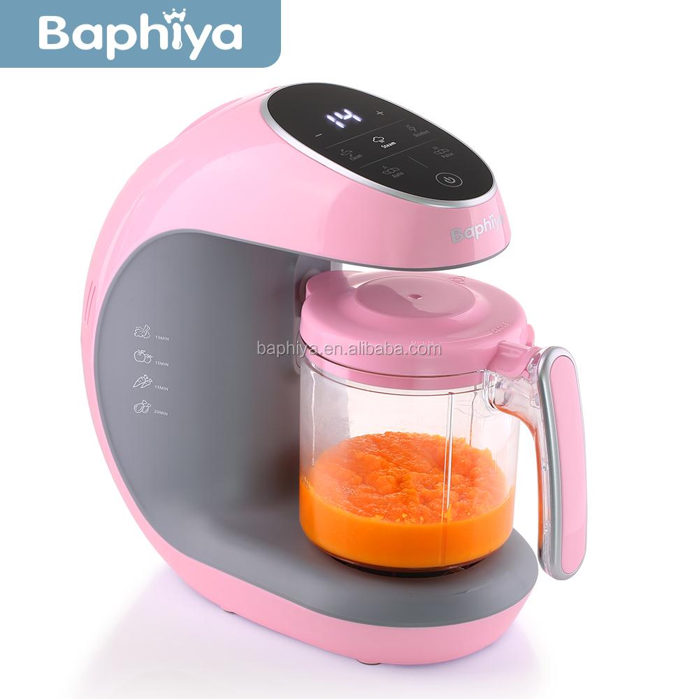 Babycook 5 in1 Pro Baby Food Maker Processor Steam//Blend////Sterilize//Defrost//Warm