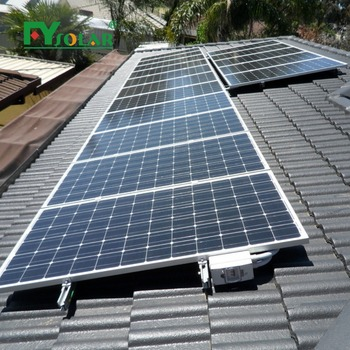 4000W solar home/commercial/industrial system 4 kw off grid solar power system/ solar energy system