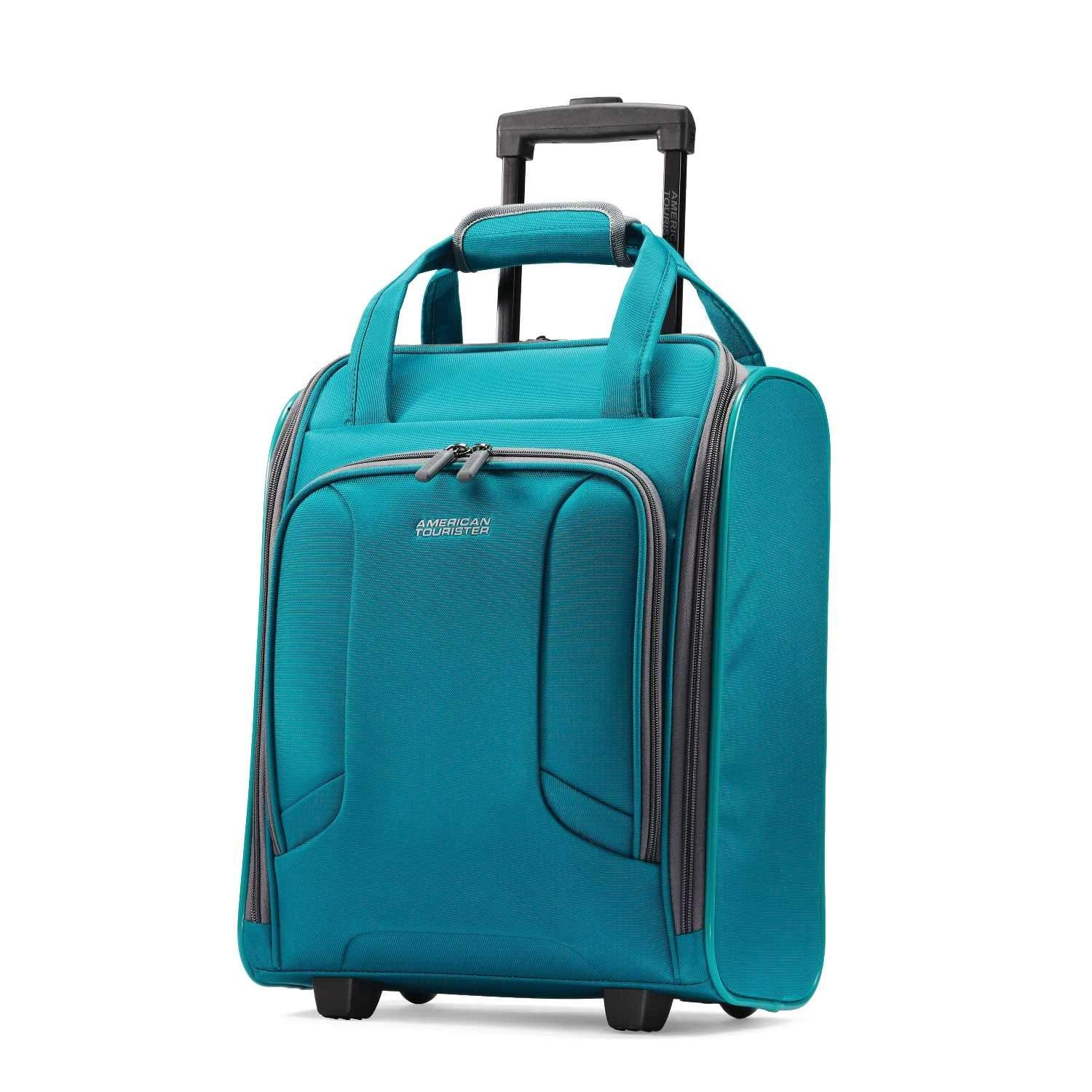 a984aecf229 Get Quotations · American Tourister 4 Kix Rolling Travel Tote