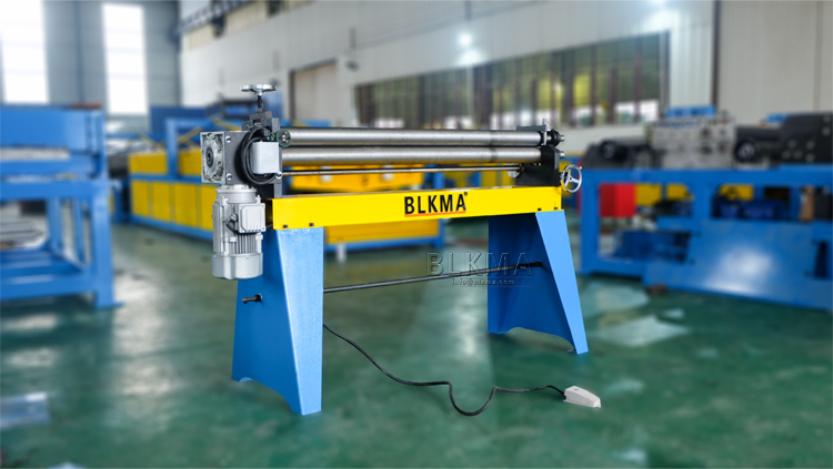 Blkma Hot Sale Asymmetrical 3-Roller Bending Machine